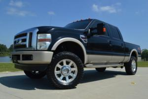 2009 Ford F-250 King Ranch