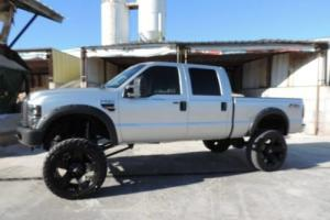 2010 Ford F-250 XLT Lifted Diesel 24s 38s!!!
