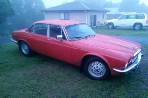 JAGUAR XJ6 Series 2 RARE one owner 39 year history rebuilt engine & transmission