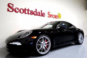 2012 Porsche 911 ONLY 15K MILES, 991 NEW BODY CARRERA S COUPE. AS N