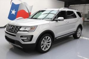 2017 Ford Explorer AWD LIMITED DUAL SUNROOF NAV