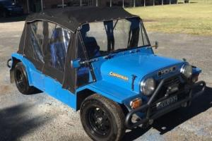 mini moke 1982 4 seater registered in NSW