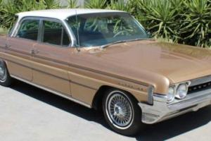 Oldsmobile 1961 Super 88 4 door Sedan. Not Cadillac, Not Buick, Not Chevrolet