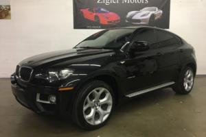 2014 BMW X6 xDrive35i, Sport Pkg, Prem. Pkg Factory Warranty Remaining