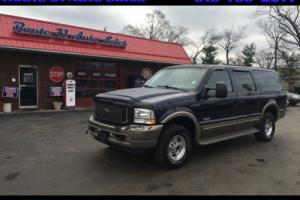 "2003 Ford Excursion 137"" WB 6.0L Eddie Bauer 4WD"