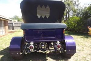 HOT ROD T / BUCKET 383 CHEV full Vic registration
