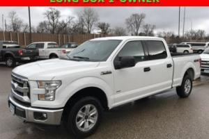 2015 Ford F-150 XLT LONG BOX 4X4