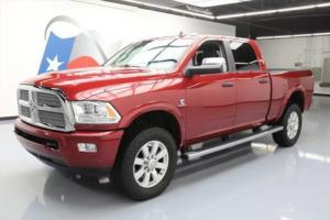 2015 Dodge Ram 2500 LTD CREW 4X4 DIESEL SUNROOF NAV