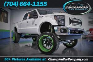 2011 Ford F-250 Lariat, Ultimate, 10in Lift, $15k Worth of Mods