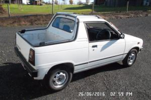 Suzuki Mighty Boy Ute Photo