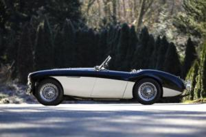 "1955 Austin Healey 100 BN1 ""LE MANS"" Photo"