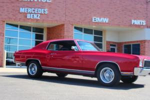 1971 Chevrolet Monte Carlo Photo