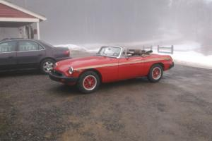 1980 MG Other MGB