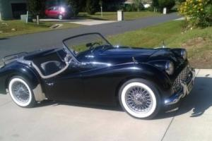 1961 Triumph TR3 Photo