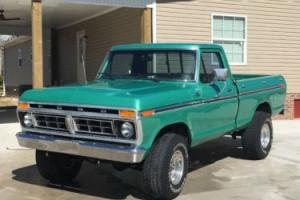 1977 Ford F-150 Ranger Photo