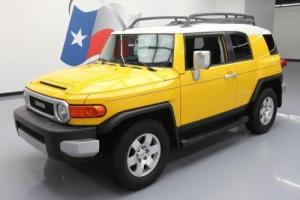 2008 Toyota FJ Cruiser AUTO SUNROOF PARK ASSIST TOW