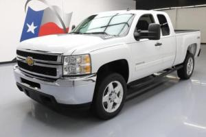 2013 Chevrolet Silverado 2500 LT EXT CAB 4X4 DIESEL Photo