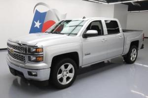 2014 Chevrolet Silverado 1500 SILVERADO TEXAS CREW LT HTD LEATHER 20'S