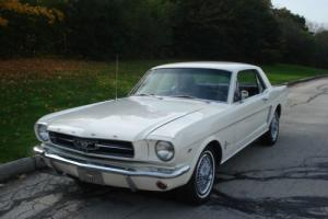 1965 Ford Mustang Base Photo