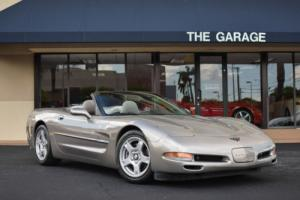 1999 Chevrolet Corvette 2dr Convertible