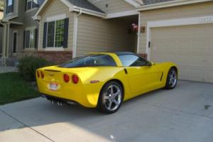 2008 Chevrolet Corvette 2 DOOR