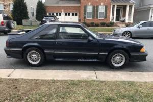 1988 Ford Mustang GT coupe