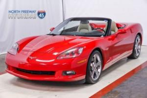 2006 Chevrolet Corvette 3LT Convertible Power Top HUD Leather