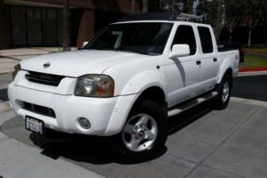 2001 Nissan Frontier Photo