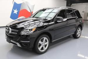 2016 Mercedes-Benz GLE-Class GLE350 P1 HTD SEATS SUNROOF NAV