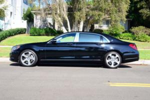 2016 Mercedes-Benz S-Class 4dr Sedan Maybach S600 RWD