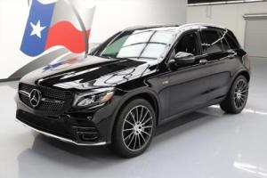 2017 Mercedes-Benz GLC-Class GLC43 AMG AWD BI-TURBO PANO ROOF NAV
