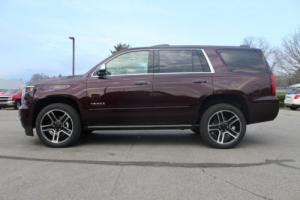 2017 Chevrolet Tahoe 4WD 4dr Premier Photo
