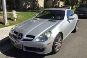 2009 Mercedes-Benz SLK-Class SLK300 Photo