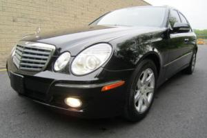 2008 Mercedes-Benz E-Class E 320 BlueTEC 4dr Sedan Sedan 4-Door V6 3.0L