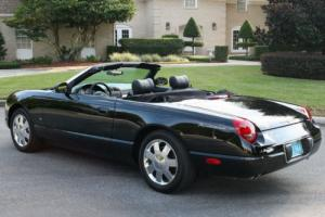 2003 Ford Thunderbird Photo