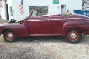1948 Mercury Other convertible