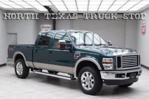 2010 Ford F-250 Lariat 6.4L FX4 Navigation Sunroof Camera