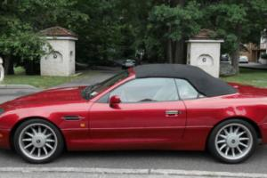 1997 Aston Martin DB7 Photo