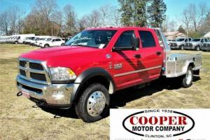 2017 Ram 4500 Cab-Chassis 4WD --