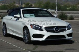 2017 Mercedes-Benz C-Class C 300 Cabriolet Photo
