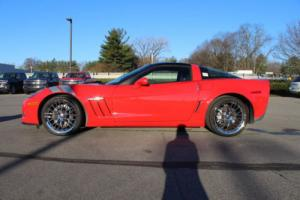 2010 Chevrolet Corvette 2dr Coupe Z16 Grand Sport w/3LT