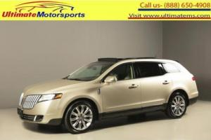 2010 Lincoln MKT 2010 NAV PANO LEATHER BLIND HEAT/COOL SEATS 7PASS