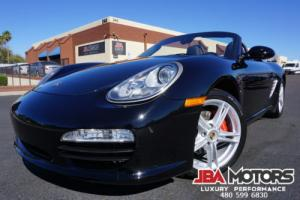 2011 Porsche Boxster 11 Boxster S Convertible Roadster Photo