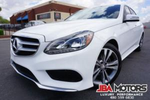 2016 Mercedes-Benz E-Class 16 E350 Sport Pkg E Class 350 Sedan