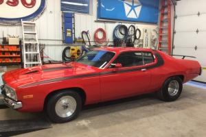 1974 Plymouth Road Runner Base Coupe 2-Door