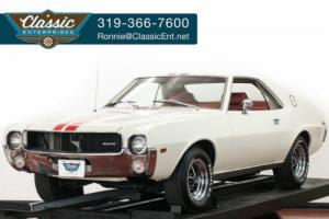 1969 AMC AMX 390 V8 Photo