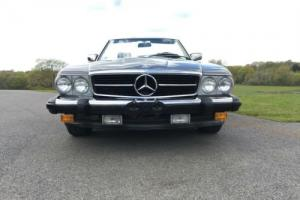 1987 Mercedes-Benz SL-Class W107 Photo