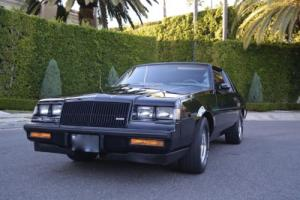 1987 Buick Regal -- Photo