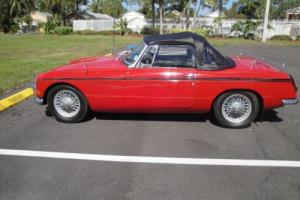 1964 MG MGB 2 seat roadster