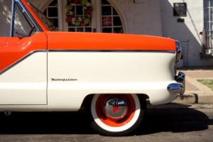 1961 Other Makes Nash Metropolitan Convertible Photo